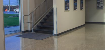 2015 Polished Concrete Awards - Commercial