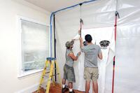 FastCap Dust-Barrier Door