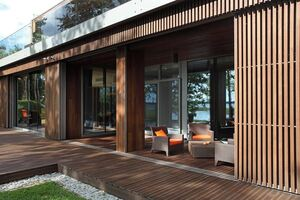 Thermally Modified Wood Heats Up in the U.S. Siding Market