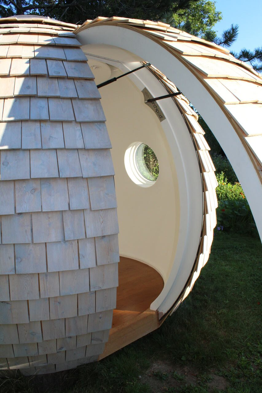 podzook live work play pods constructed with locally sourced