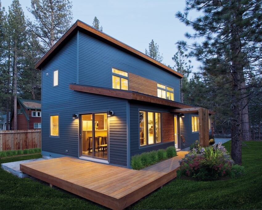 8 prefab homes that blend creativity and sustainability for Panelized kit homes