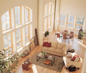 """Marvin. """"The Performance Education Handbook,"""" available online and in print, includes design pressure (DP) ratings, Energy Star ratings, glass performance, and NFRC certification and labeling for the company's entire product line, among other performance topics. The site also lists products that qualify for energy tax credits. Pictured: Aluminum-clad wood windows. 800.346.3363.  http://www.marvin.com/."""