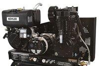 Air Compressor/Generator Combination Unit