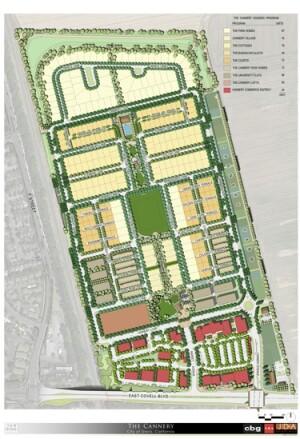 The Cannery, Davis, Calif., is a The New Home Company farm-to-table neighborhood