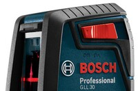 Self-Leveling Cross-Line Laser from Bosch