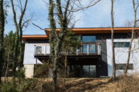 AIA Honors Prefab Cartridge-Built Home for Its Design Smarts