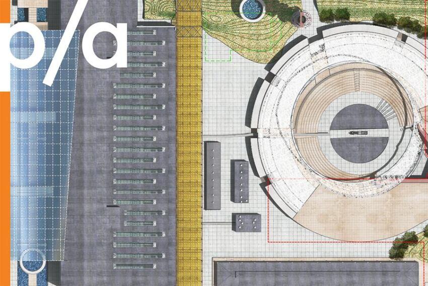 Albuquerque Rail Yards Master Plan