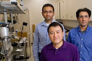 Stanford University scientists develop radiative cooling.
