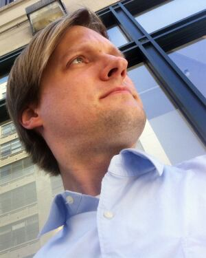 Self-portrait via mobile device