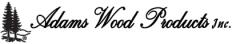 Adams Wood Products Logo