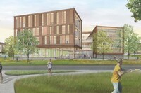 UMass Amherst Design Building