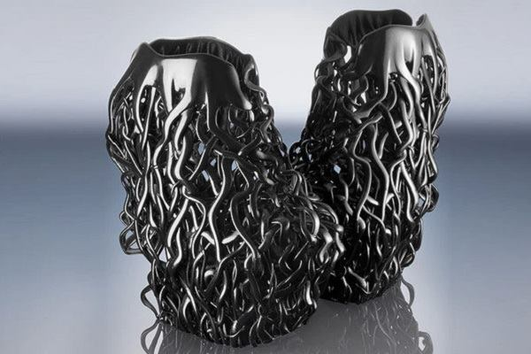The Nature shoe by Iris van Herpen.