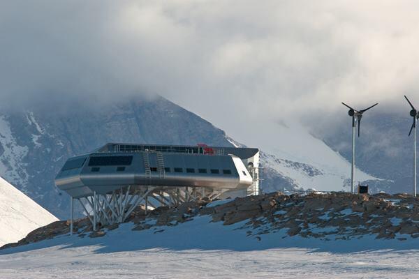 Princess Elisabeth Antarctica