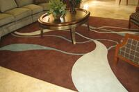 Cool Carpeting Adds Flair to Common Areas