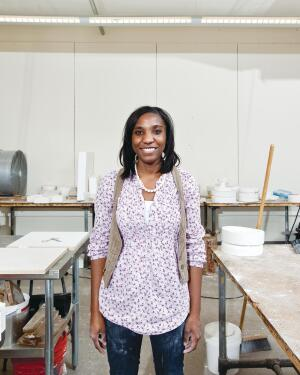Rachele LouisWho: Fifth-year B.Arch. student  Where: Rensselaer Polytechnic Institute, Troy, N.Y.  Goal: To go through the IDP process and get licensed—and then to attend graduate school in urban planning