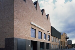 Newport Street Gallery by Caruso St. John Architects Wins 2016 RIBA Stirling Prize