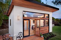 AVAVA's Tiny, Modular Homes Arrive in Flat-Packed Boxes