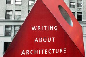 Book: 'Writing About Architecture'
