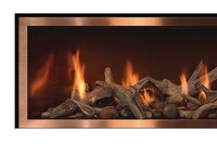 Mendota Hearth Introduces 39-Inch FullView Modern Linear Fireplace
