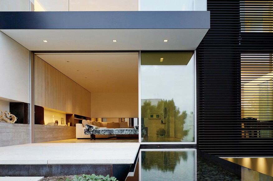Skyhaus architect magazine aidlin darling design san for Residential architect design awards