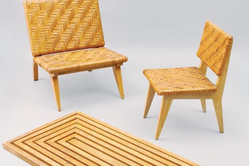 Exhibit: Ozark Modern: Edward Durell Stone's Fulbright Furniture