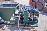 Monolithic Constructors GHP Concrete Pump Line