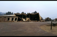 'Reach Fire' Claims Lumberyard in Central Washington