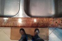 Repairing Cracked Granite at Sink Cutouts