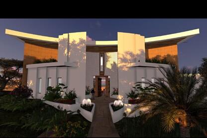 Modern Villa Oman