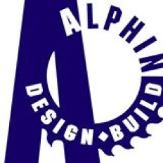 Alphin Design Build Logo