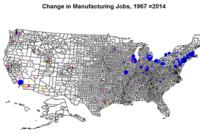 Where Do We Still Make Stuff in America?