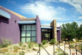 Arizona Sonora Desert Museum Auditoirum & Classroom Building