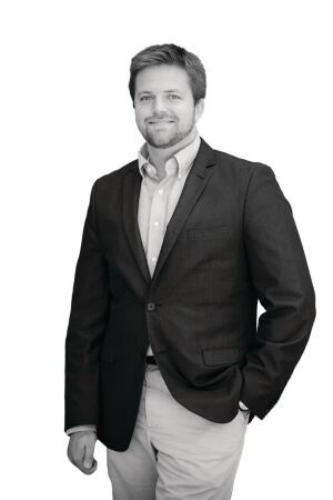 Mickey Northcutt, 32, is the executive director of the  North Shore Community  Development Coalition.
