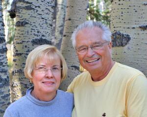 Paula and Jack Manilla