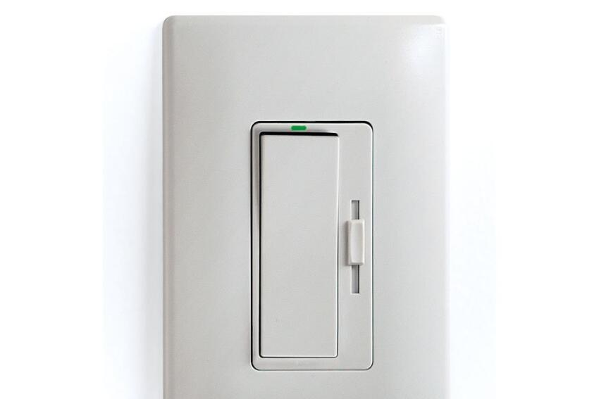 Pass & Seymour Harmony Tru-Universal Dimmer Can't Be Stumped
