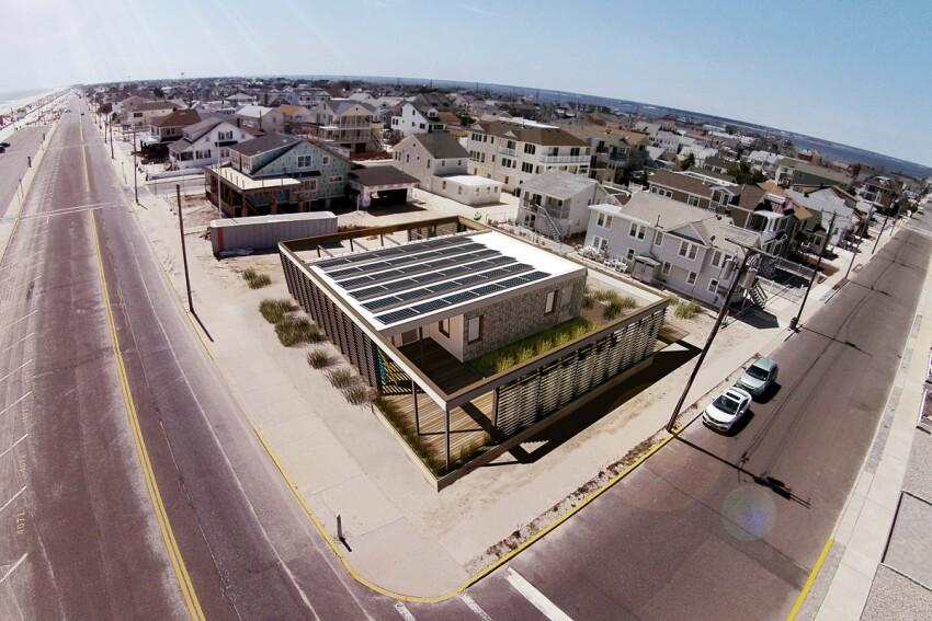 2015 Solar Decathlon: Sure House