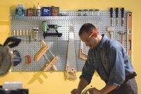 Metal Shop: AlligatorBoard Metal Pegboard Panels