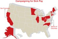 Cities Mandate Paid Sick Leave