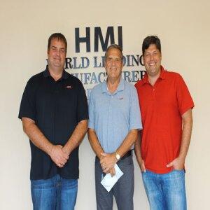 Jeff, Ernest & Brian Cvetezar