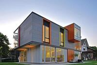 Exterior Elevations that Pop with Color