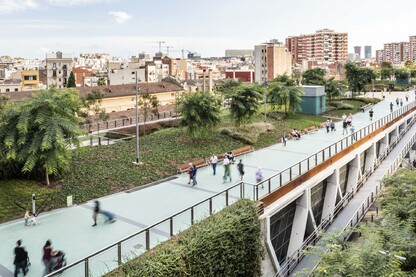 Raised Gardens of Sants