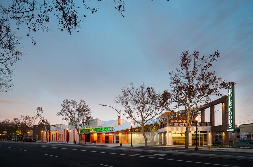 Whole Foods Market on the Alameda | Architect Magazine | Field ...