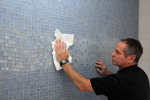 Working With Glass Tile