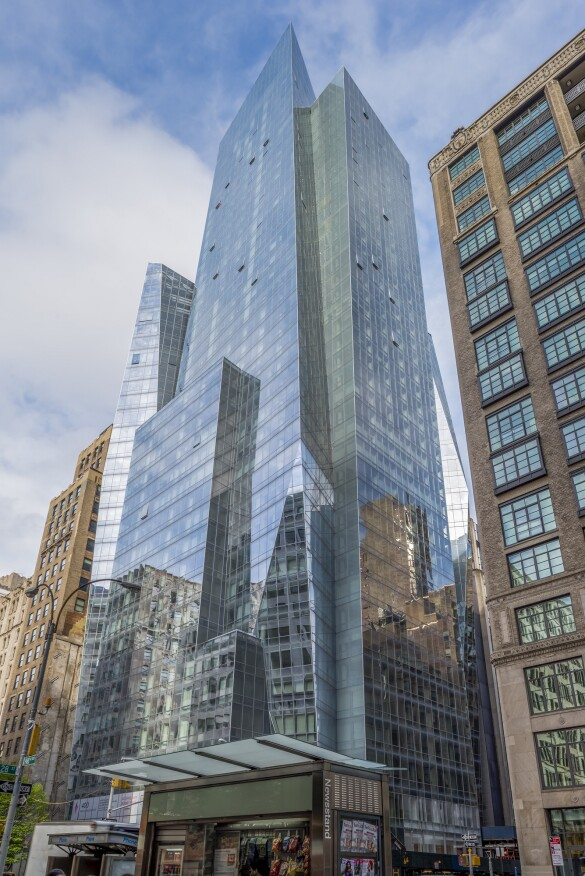 Manhattan high-rise, Park Avenue South, Pritzker Prize, Toll Brothers City Living, Equity Residential