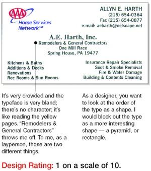 Marketing Workshop Business Card BeforeAfter Remodeling - Home remodeling business cards