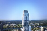 A Look at the West's Tallest Residential Tower