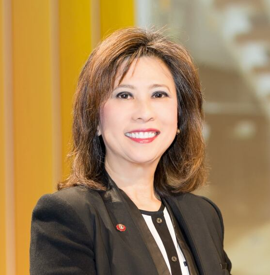 Get to Know AIA President Elizabeth Chu Richter