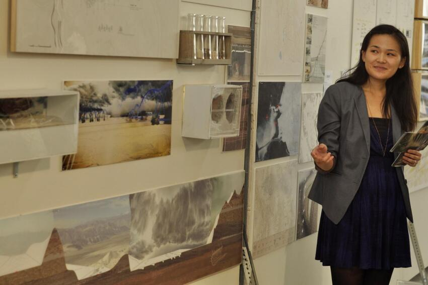 A Research-Based Approach to Architecture at University of Michigan