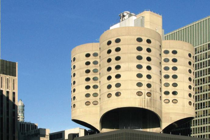 Save the Weirdness of Prentice Hospital for Weirdness's Sake