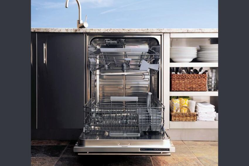 Outdoor Dishwasher by Kalamazoo Outdoor Gourmet